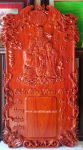 Đốc Lịch gỗ hương Phúc Lộc Thọ-TG192