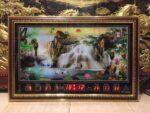 Tranh lịch vạn niên,Thác nước-68550