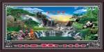 Tranh lịch vạn niên-Phong cảnh-DH709