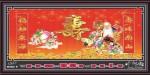Tranh lịch vạn niên-Ông Thọ-DH726