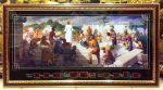 Tranh lịch vạn niên, Đức Chúa hiện thân -8605