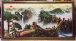 Tranh dầu canvas , Vạn lý trường thành – CV04