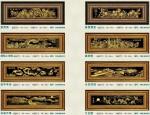 Tranh đồng mạ vàng 24k các mẫu