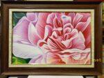 Tranh sơn dầu TV18-Tĩnh vật hoa