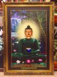 Phật Thích Ca, tranh in dầu cao cấp – 009