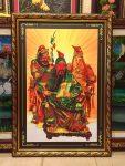 Quan Thánh – 103 (tranh in dầu cao cấp )