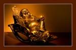 Phật Di Lặc-172 ( in dầu nghệ thuật )