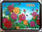 Tranh 3D01- khai hoa phú quý
