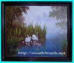 Tranh ép gỗ-Hạnh phúc-V34