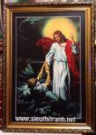 Chúa cứu thế- C18 (in dầu ép foam )