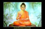 Phật Thích Ca 060(ép laminater đổ bóng)