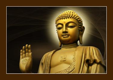 Phật ADIDA 096 (ép laminater đổ bóng)