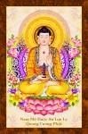 Phật Dược Sư 225-ép laminater đổ bóng