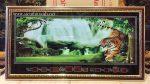 Tranh lịch vạn niên – oai trấn sơn hà – MS517