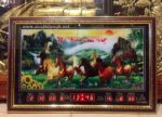 Đồng hồ lịch vạn niên, mã đáo thành công – 118