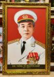 Đại tướng Võ Nguyên Giáp (in cao cấp ,IN047 )
