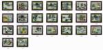23 Mẫu tranh sứ các loại -G161