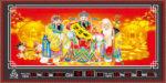 Lịch vạn niên, Phước Lộc Thọ- MS629