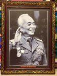 Chân Dung Đại tướng Võ Nguyên Giáp ( tranh in dầu IN089 )