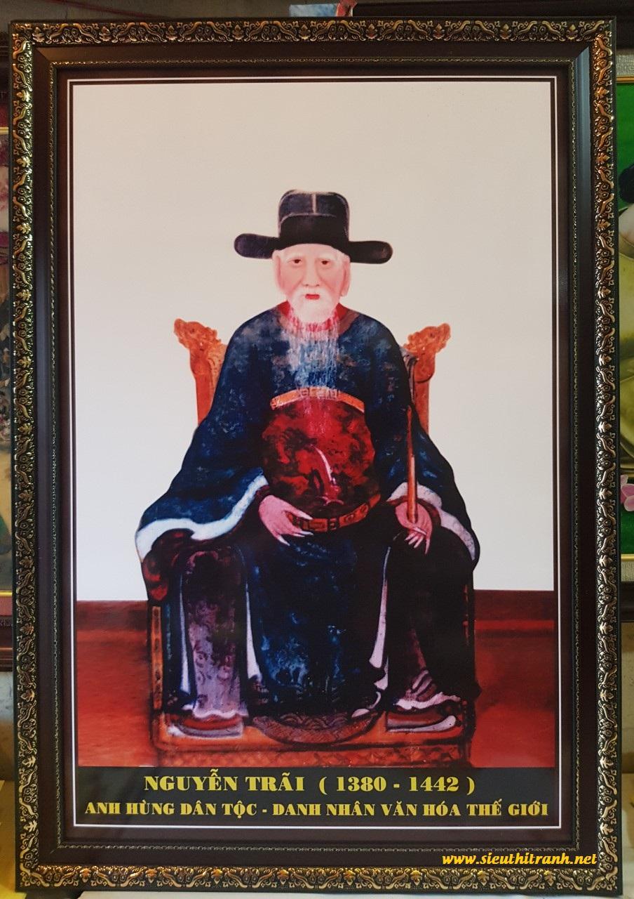 Nguyễn Trai – anh hùng dân tộc, danh nhân văn hóa thế giới-IN100