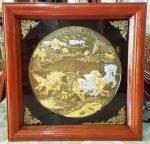 Tranh đồng vàng, Bát mã Truy Phong-A210