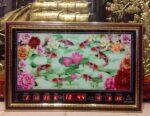 Đồng hồ lịch vạn niên, Cá Chép – 004
