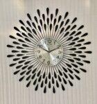 Đồng hồ trang trí giọt mưa -1801B