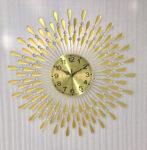 Đồng hồ trang trí giọt mưa vàng – 1801G