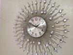 Đồng hồ trang trí viên kim cương – 1802B