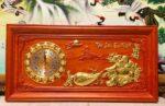 Tài lộc đại phát – 4107 ( gỗ hương đỏ)